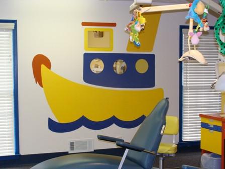 Hygienist's Chair