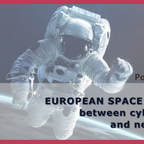 Between Cyberspace and new space - Is there still a spot for Europe?