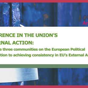 Coherence in the Union's External  Action