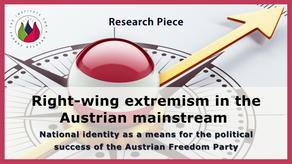Right-wing extremism in the Austrian mainstream