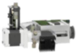 Microfluidic module AMF of BactoSense