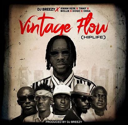 DJ Breezy Vintage Flow