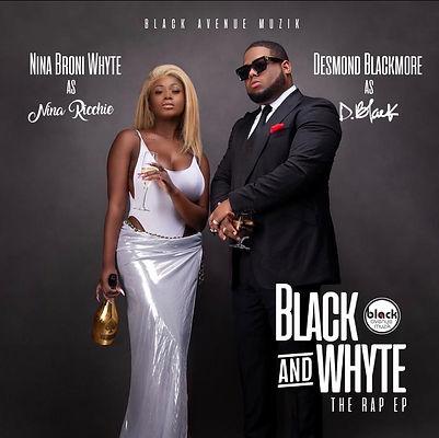 Black and White Album Cover