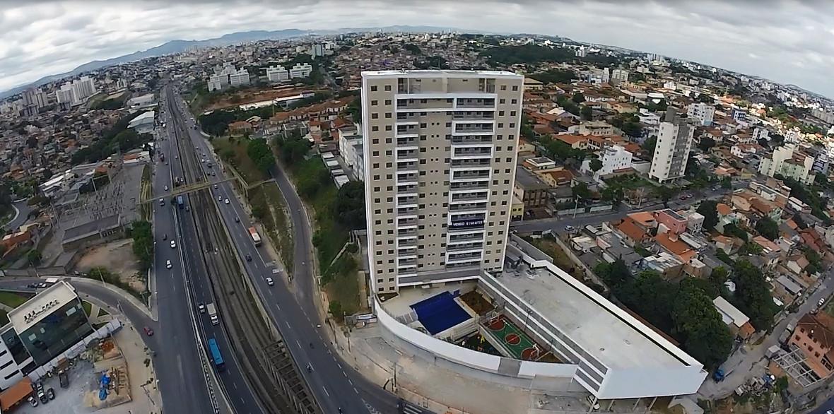 Mirante - Vista Aéra