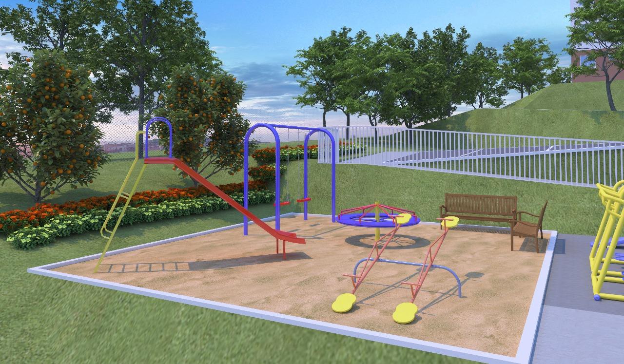 Ville Park Rubi | Playground