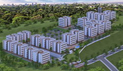 Ville Park Rubi | Implantação