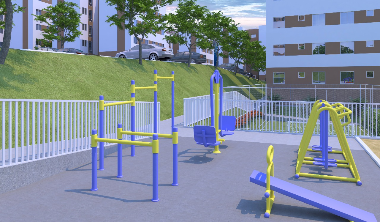 Ville Park Rubi | Fitness
