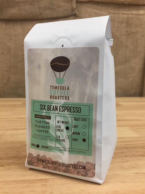 Six Bean Espresso