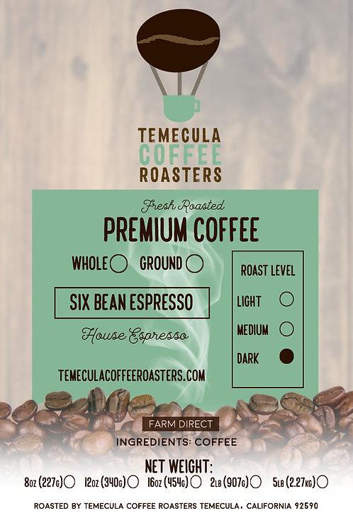 6bean Espresso