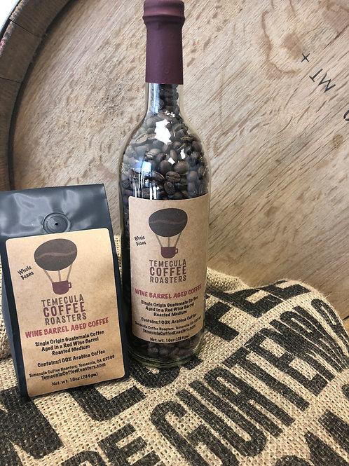 Wine Barrel Aged Guatemalan Coffee
