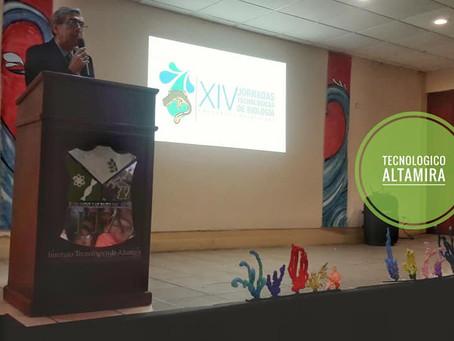 """DESARROLLAN LOS ESTUDIANTES DEL INSTITUTO TECNOLÓGICO DE ALTAMIRA LAS JORNADAS TECNOLÓGICAS """"RECURSO"""