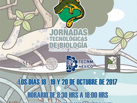 Jornadas Tecnológicas de Lic. en Biología