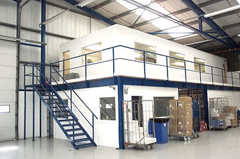 Modular-Office/In-Plant-Office/Office-Tower-Preab-Office/Modular-Cleanrooms