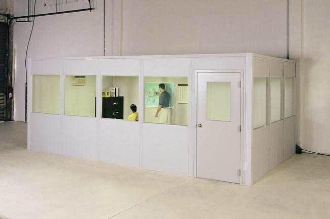 Prefab Modular Warehouse Office