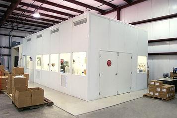 Modular-Cleanrooms