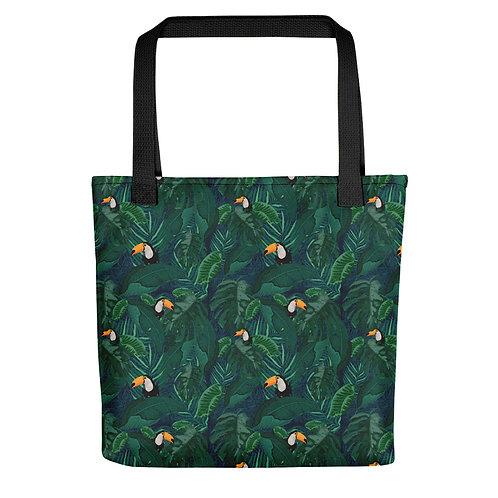 Toucan Tropical Tote bag