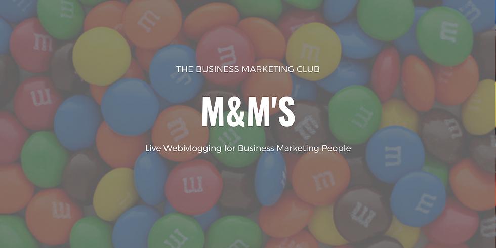 Virtual Event: M&M's