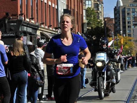 A Holistic Nutritionist's Marathon Fuel