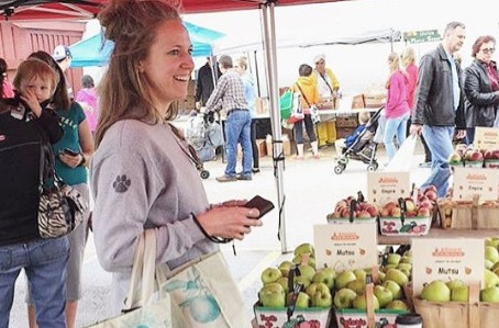 this spring, find your local market