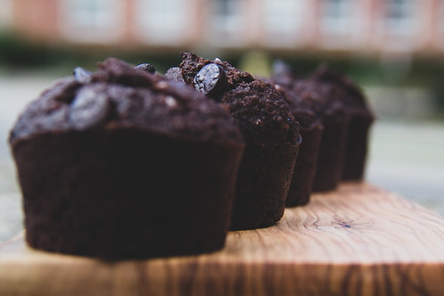 chocolate zucchini muffins (3)