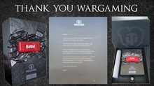Thank You Wargaming!!