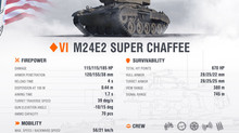 Supertest - The М24Е2 Super Chaffee