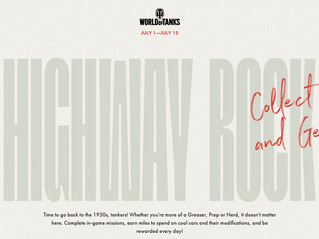 Special Summer Event: Highway Rock!