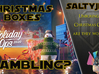 200 Holiday Ops Boxes, Gambling or Worth it?