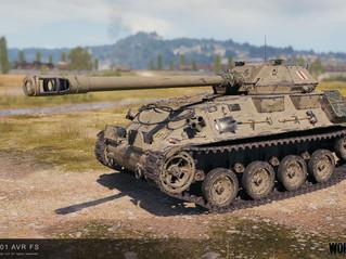 British T9 LT onto the Supertest