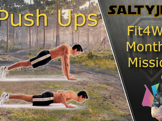 #Fit4Wot Monthly Mission