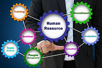 Job and role of human resources present