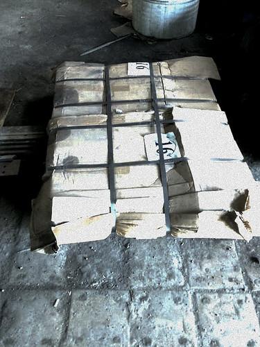 Упакованные плиты теплообменника