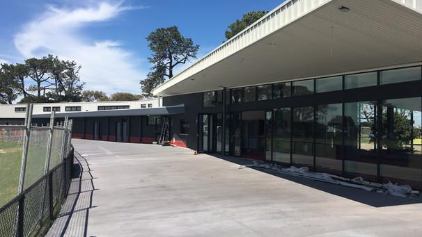 Cliff Sambell Sports Pavilion