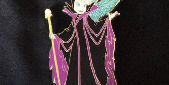 TINKER BELL AS MALEFICENT