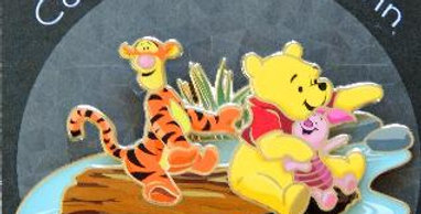 AROUND THE RIVERS' BEND - POOH
