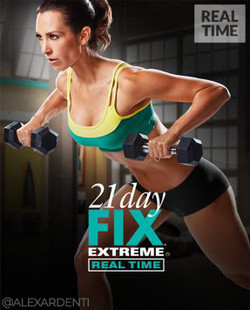Alex Ardenti 21 Day Fix Autumn Clabrese.