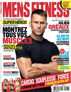 Mens Fitness Julien Greaux Alex Ardenti ardenti films