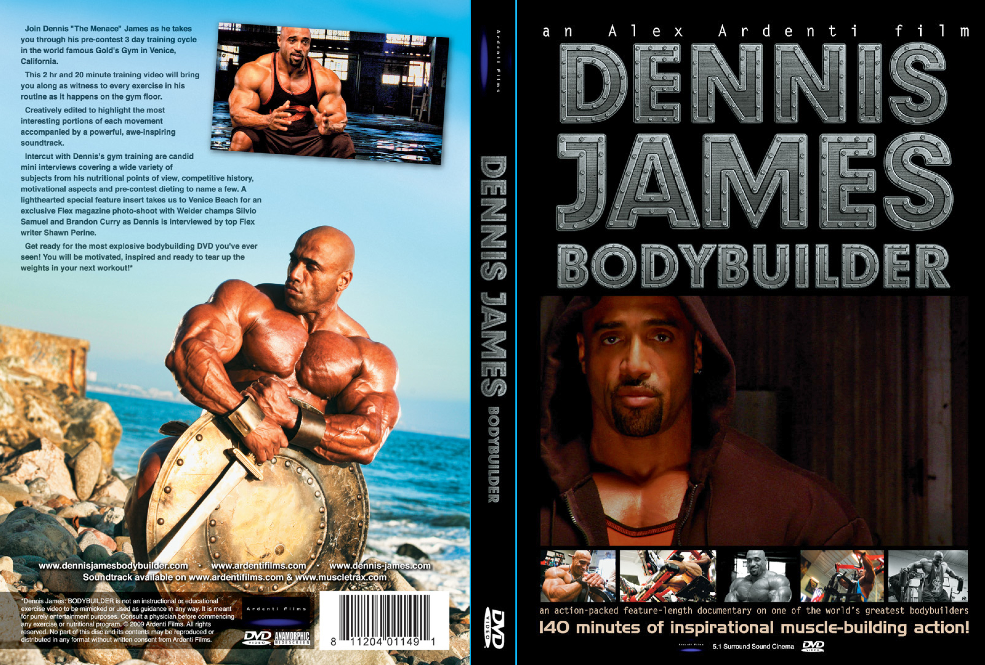Dennis_James_DVD_cover