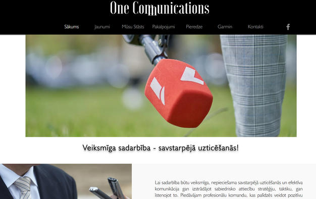 ONE COMMUNICATION