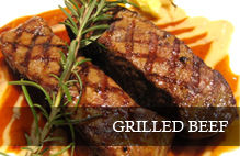 Wines that go well with grilled beef