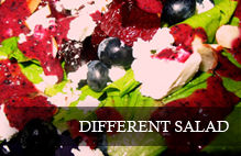 Wines that go well with salad