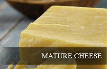 Wines that go well with mature cheese