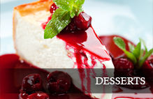 Wines that go well with desserts