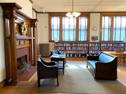 Historic Reading Room