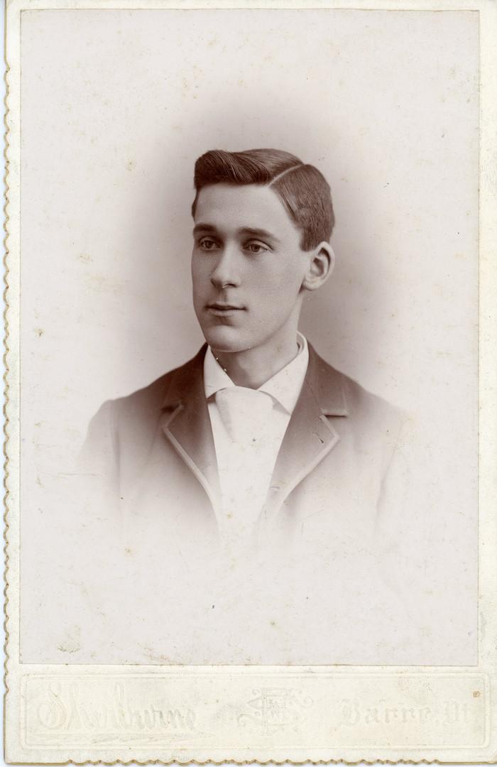 Bert Staples 1895