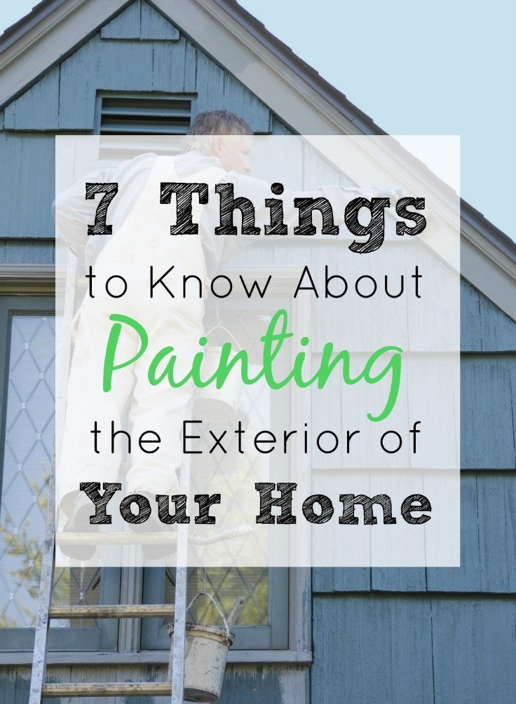 7 Things to Know About the Exterior of Your Home