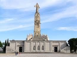 Santuario del Sagrado Corazón de Jesús en el Cerro de los Ángeles