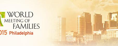Encuentro mundial de las Familias (EMF) en Philadelphia