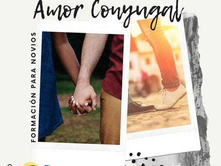 ITINERARIO DE NOVIOS: Caminando hacia el Amor Conyugal
