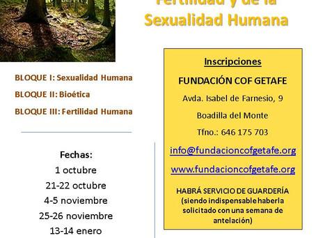 VI Curso de Monitores de Métodos de Reconocimiento de la Fertilidad y de la Sexualidad Humana